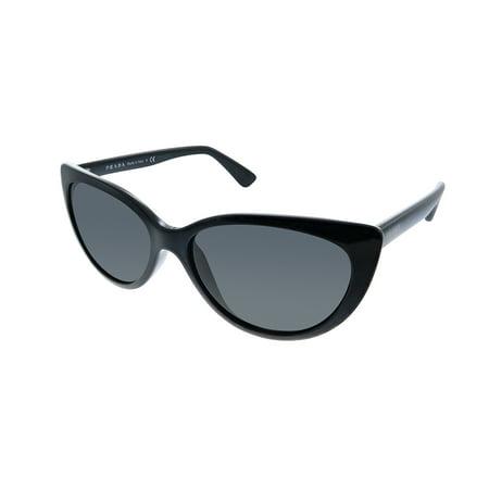 Prada PR 17VS 1AB5S0 57mm Womens Cat-Eye Sunglasses