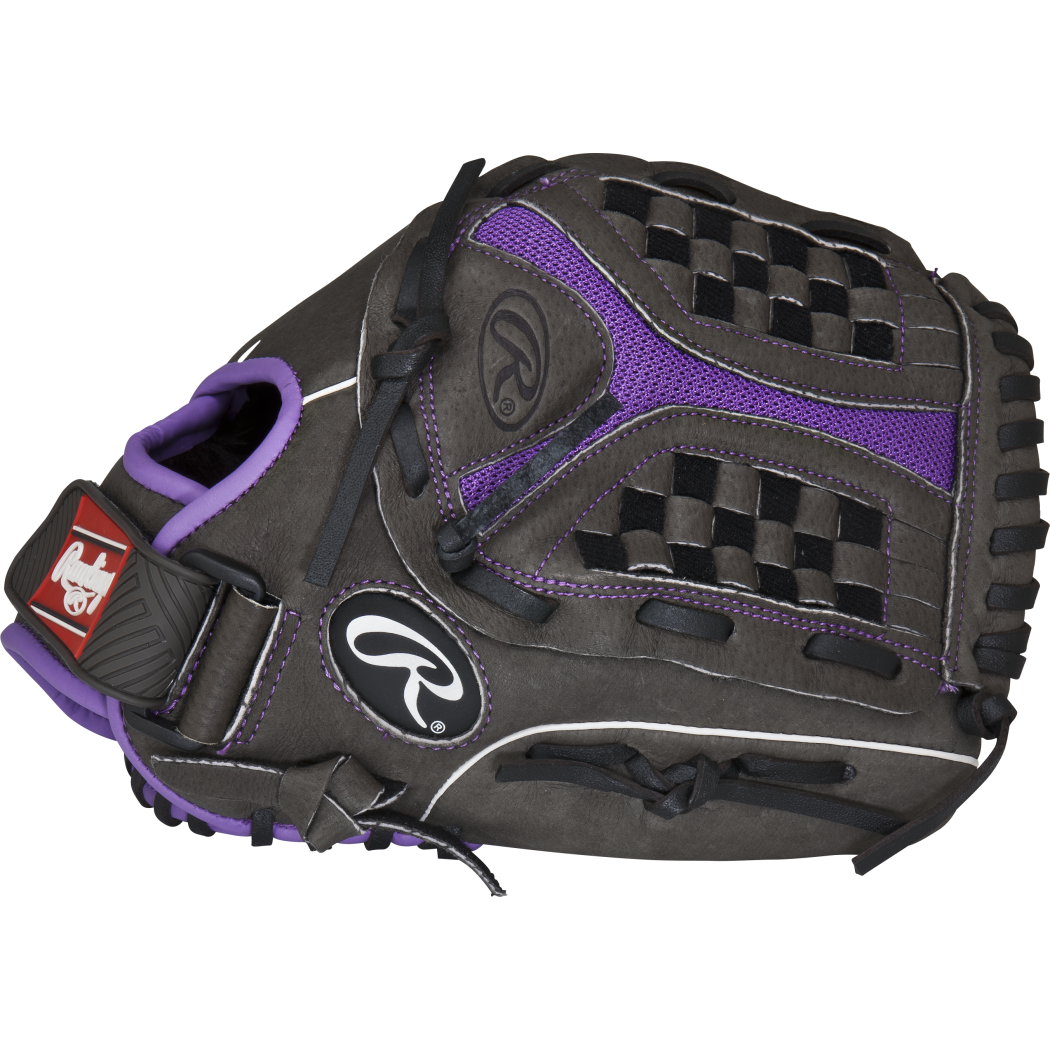 Rawlings Storm Series Girls Fastpitch Glove, 12.00in, Lef...