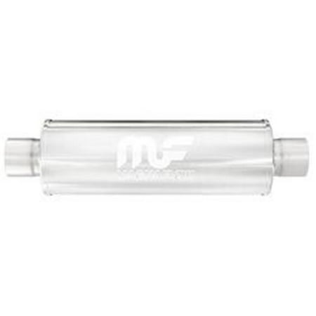 bc83aafde9 Magnaflow M66-14159 6 x 6 in. Stainless Steel Race Series Mufflers ...