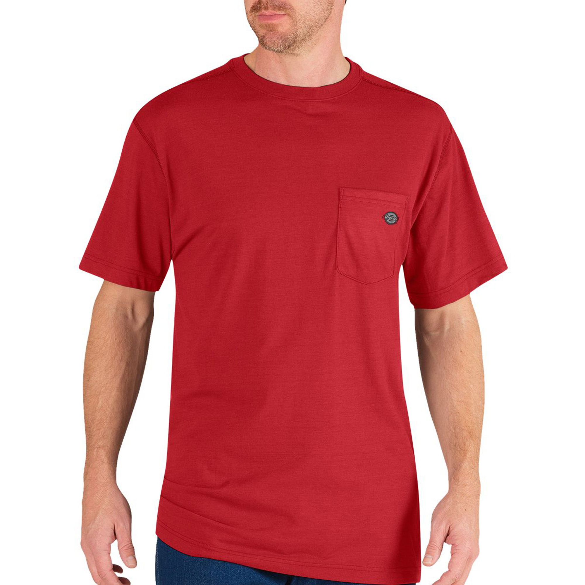 Dickies Mens Performance drirelease T-Shirt