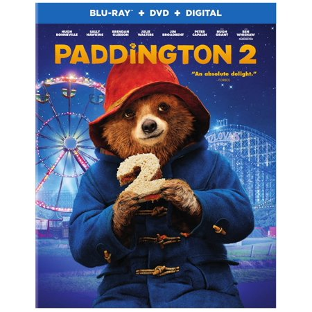 Paddington 2 (Blu-ray + DVD + Digital)