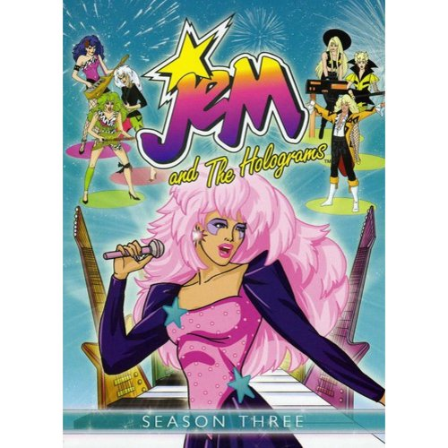 Jem And The Holograms: Season Three (Full Frame)