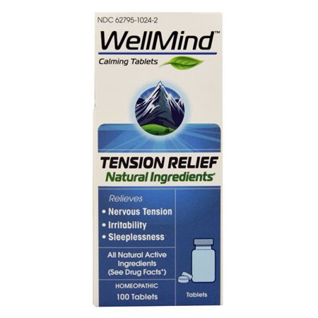WellMind Tension Relief 100 Tabs