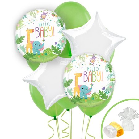 Party City Fishers In (Fisher Price Party Supplies Hello Baby Balloon)