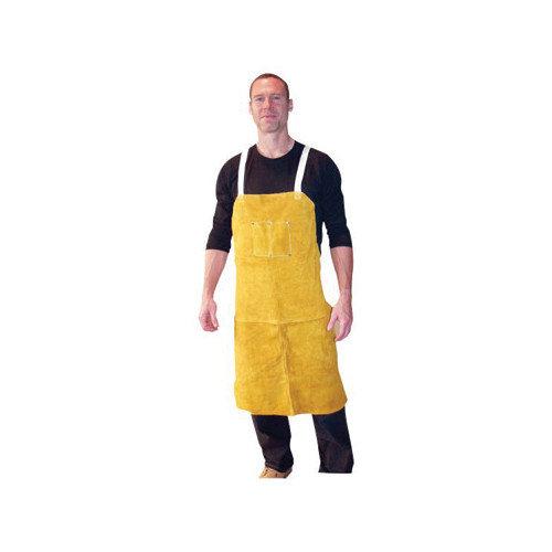 Radnor X 30'' Leather Bib Apron