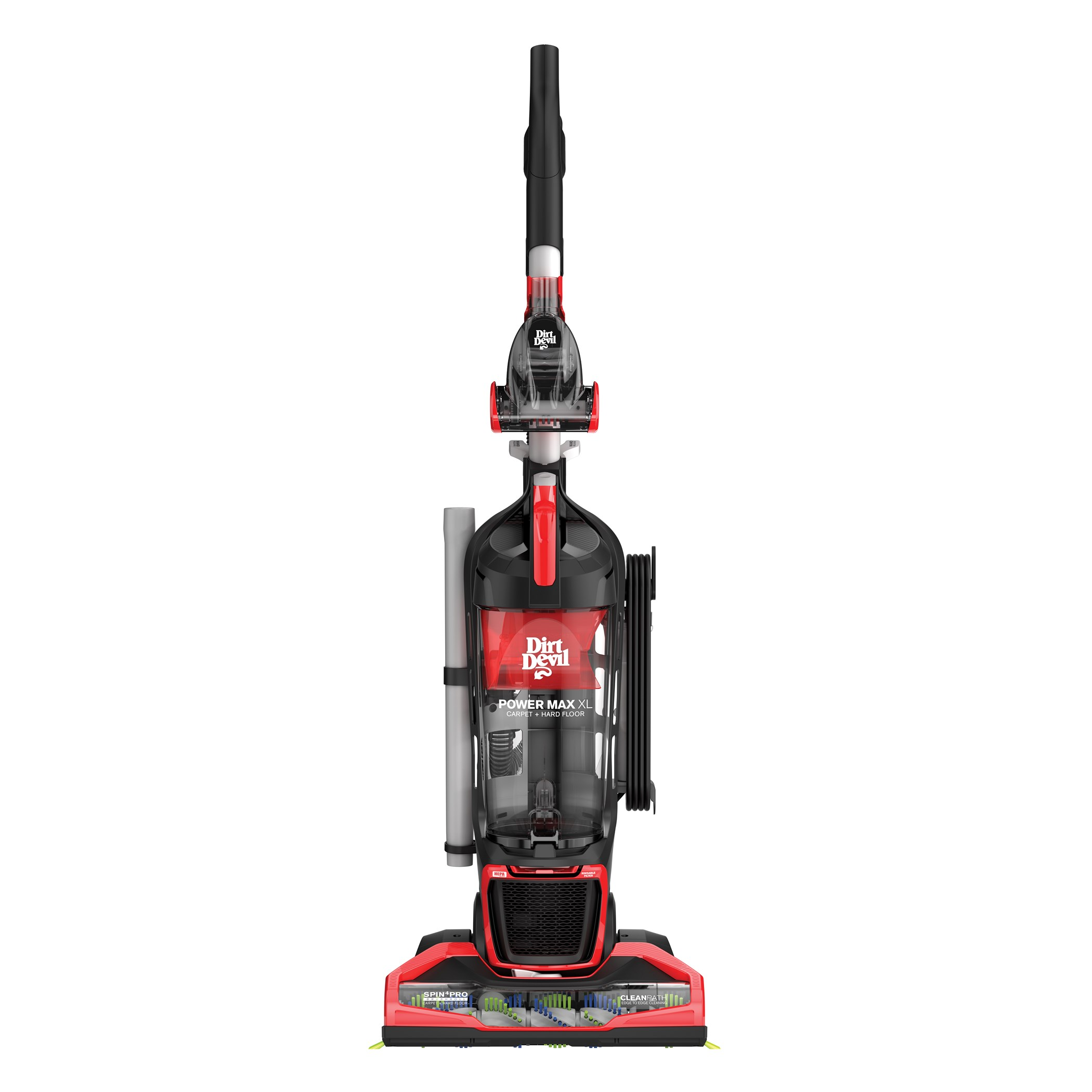 Dirt Devil Power Max XL Bagless Upright Vacuum, UD70181