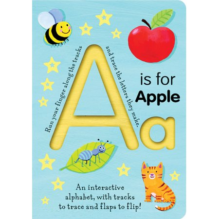 A is for Apple (Board Book)