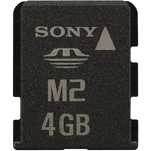 Sony MSA4G 4GB Memory Stick Micro