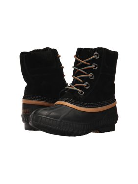 Sorel Youth Cheyanne II Lace Boot Black 1