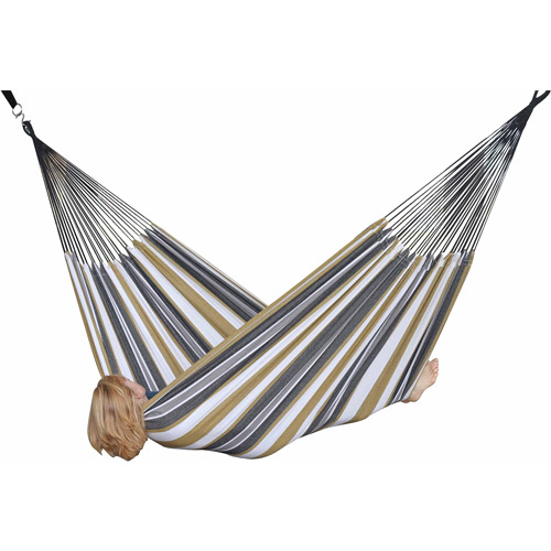 Vivere Brazilian Style Double Hammock, Desert Moon by Vivere LTD