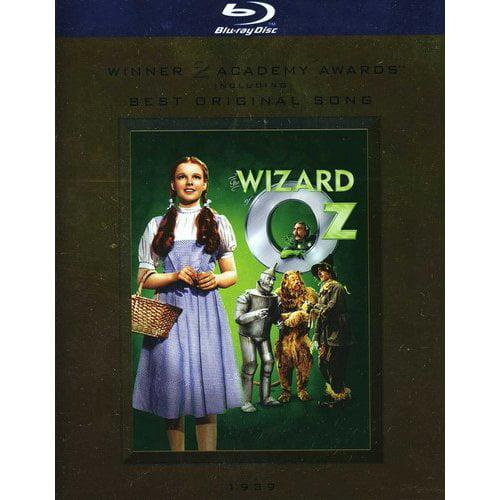 Wizard Of Oz (70th Anniversary) (Academy Awards O-Sleeve) (Blu-ray) (Full Frame)