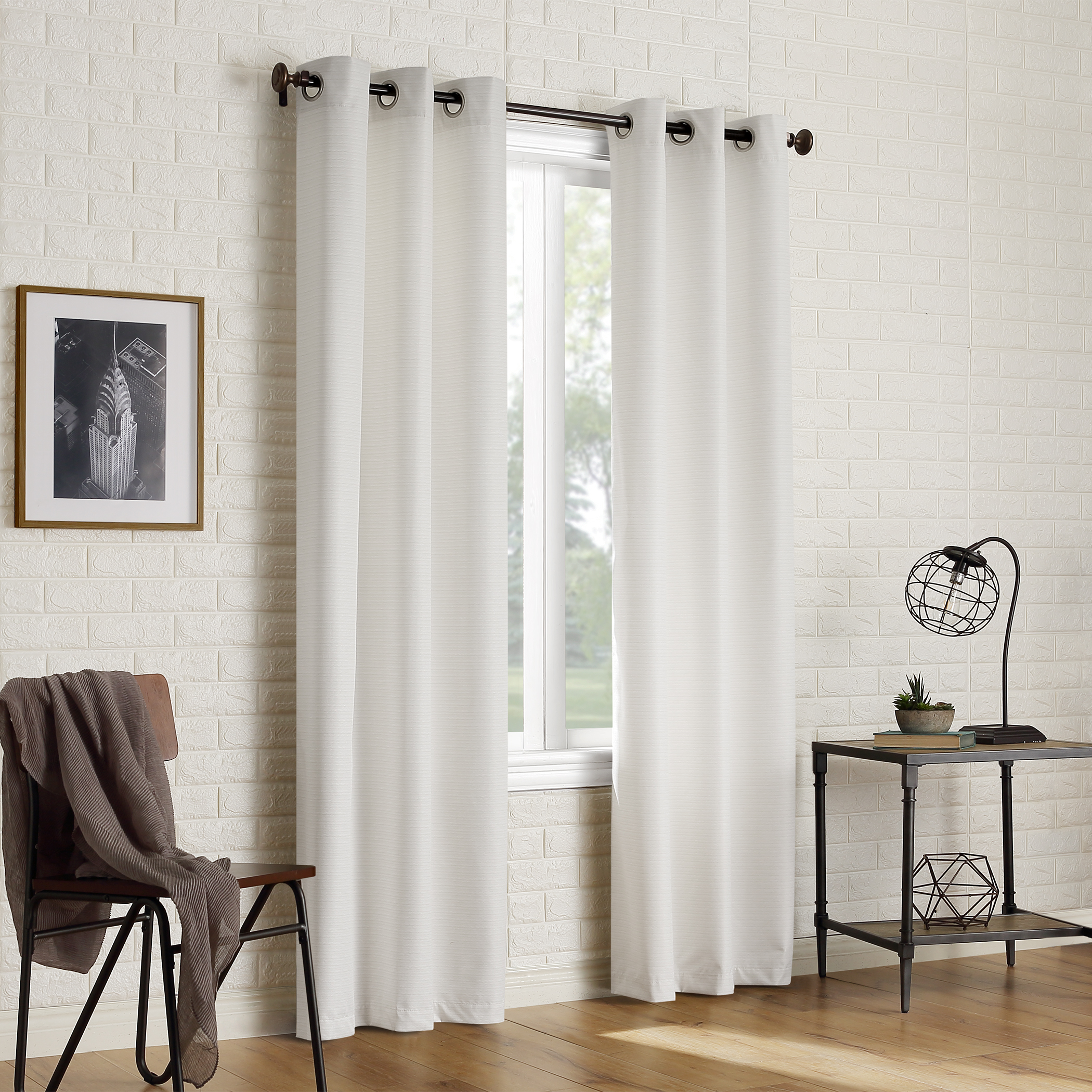 Curtains window treatments walmart com