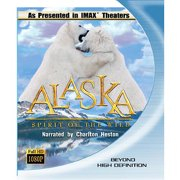Alaska: Spirit of the Wild (IMAX) [Blu-ray] by