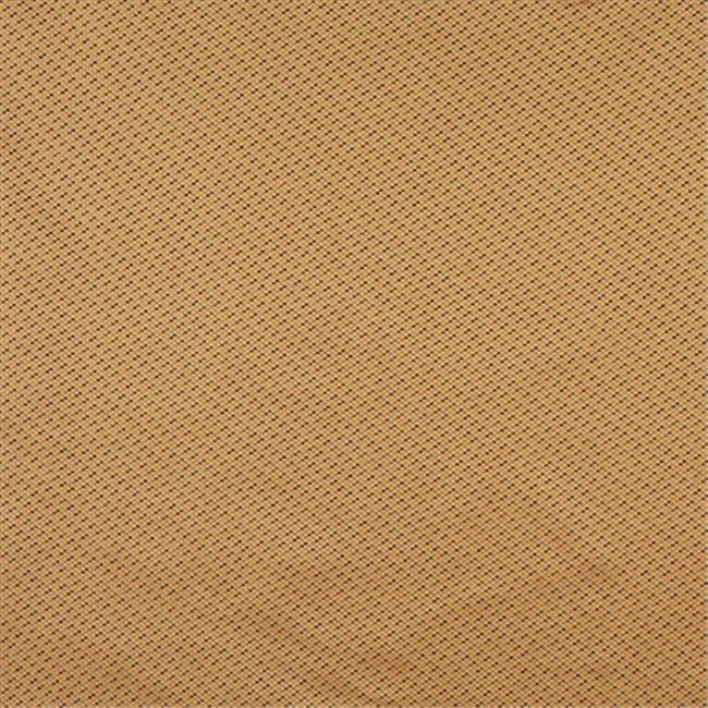 Designer Fabrics F588 54 in. Wide Gold, Green And Purple, Tweed Damask Upholstery And Drapery Grade Fabric