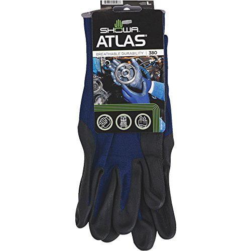 Showa Best Glove Large Cmfrt Grp Ntrl Glove 380L-08.RT