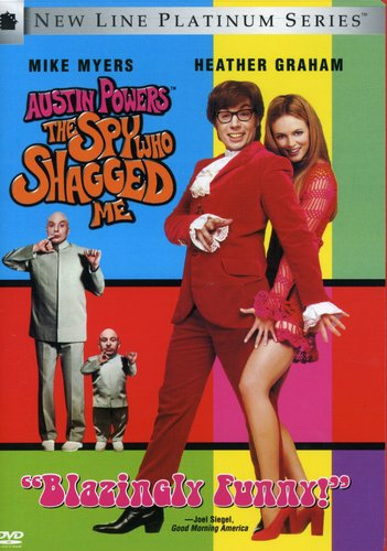 Austin Powers: The Spy Who Shagged Me ( (DVD)) by TIME WARNER