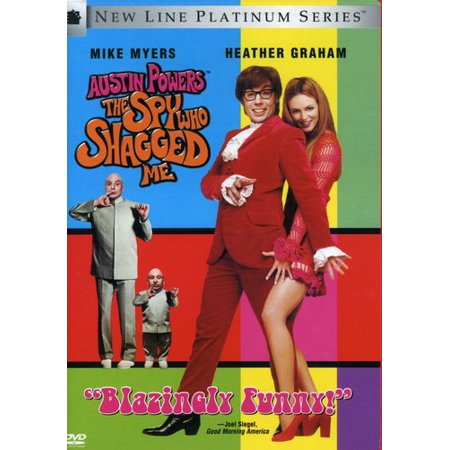 Austin Powers: The Spy Who Shagged Me (DVD) - Austin Powers Halloween