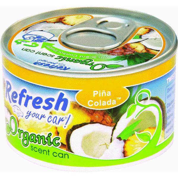 Refresh Canister Car Air Freshener