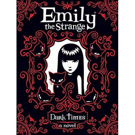 Emily the Strange: Dark Times - eBook (Emily Strange Halloween)