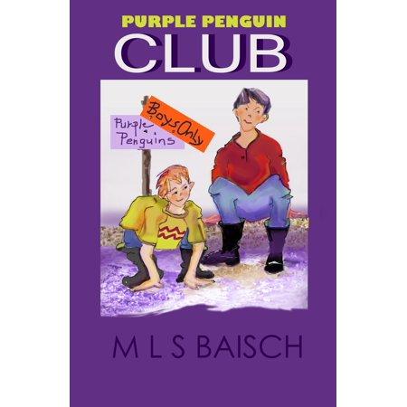 Purple Penguin Club - eBook