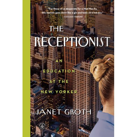 The Receptionist : An Education at The New Yorker - Halloween Receptionist