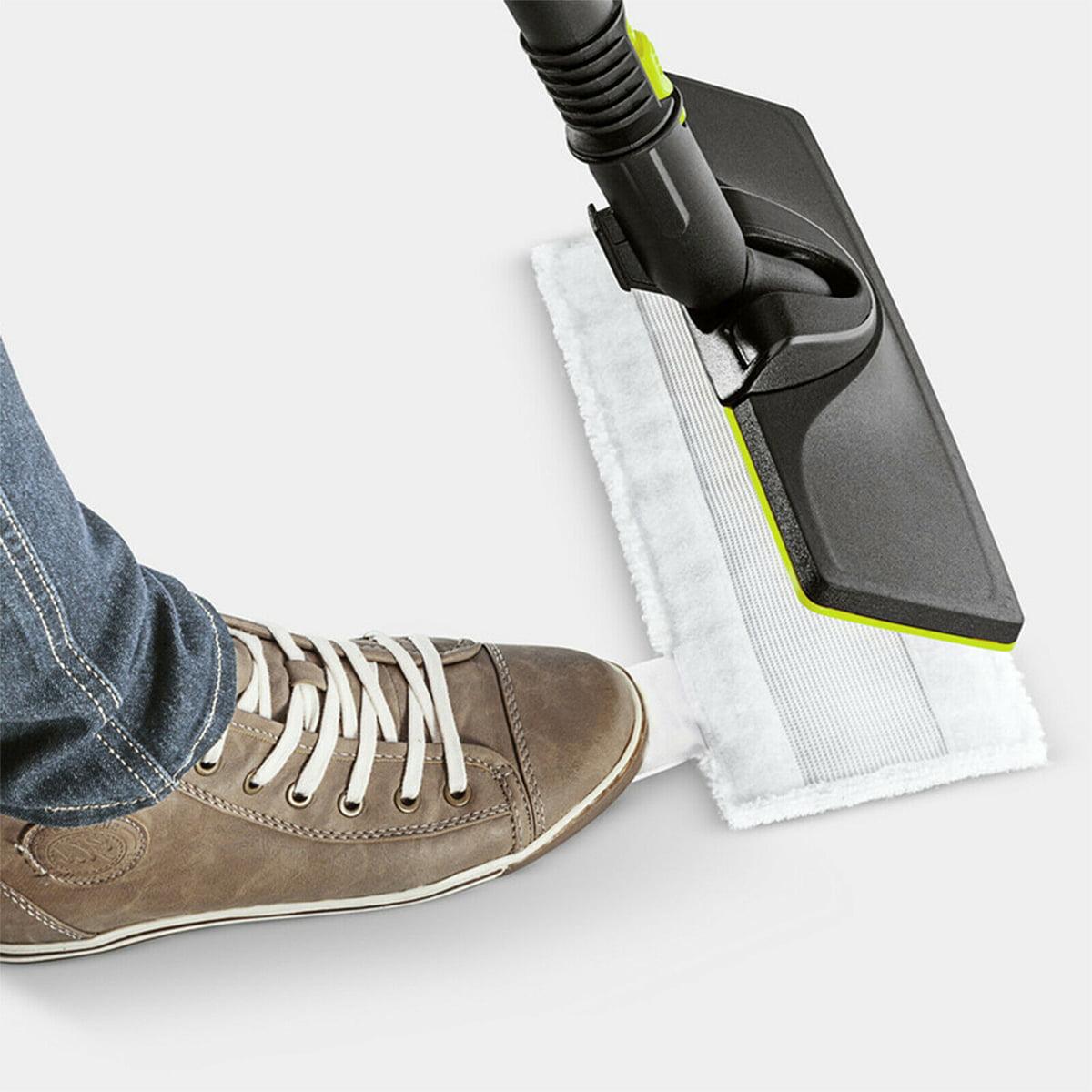Floor Cloth Pads Set For KARCHER EASYFIX SC1 SC2 SC3 SC4 SC5 Steam Cleaner Parts