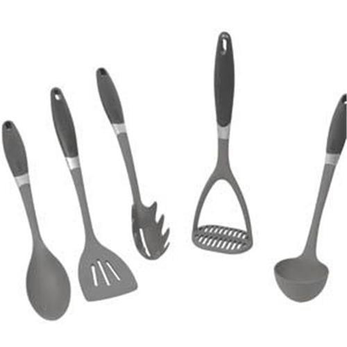 EKCO 1077744 123 5-Pc Nylon Tool Set