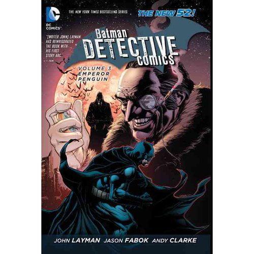 Batman - Detective Comics 3: Emperor Penguin