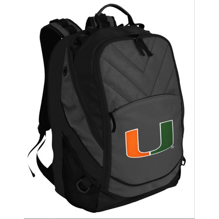 University Of Miami Backpack Our Best Official Miami Canes Laptop Backpack Bag
