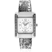Brinley Co. Women's Stainless Steel Text