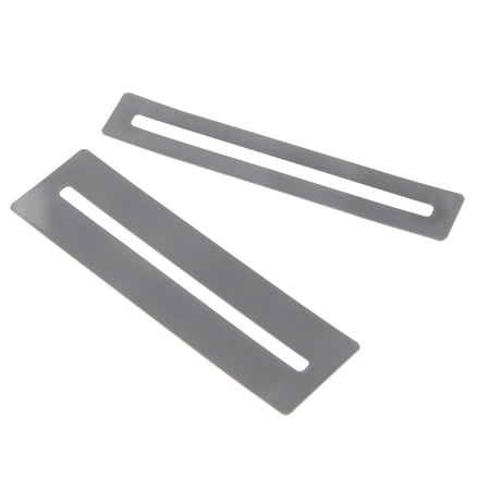 - Set of 2 Fretboard Fret Protector Fingerboard Guards for Guitar Bass Luthier Tool