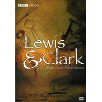 Lewis & Clark and Other Great Adventures (DVD)