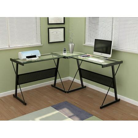 Z Line Designs Skyla L Shape Desk
