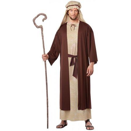 Saint Joseph Adult Costume - X-Large - Saints Steelers Halloween