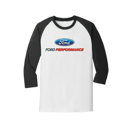 Ford Performance Baseball Tee Ford Car T-shirt