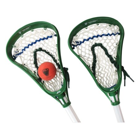 Major League Lacrosse Mini Sticks Set, Official supplier of Major League lacrosse (MLL) By AR (Best Lacrosse Stick For Beginners)