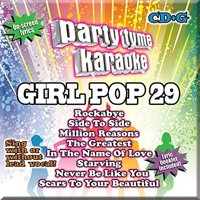 Party Tyme Karaoke: Girl Pop, Vol. 29 (CD)