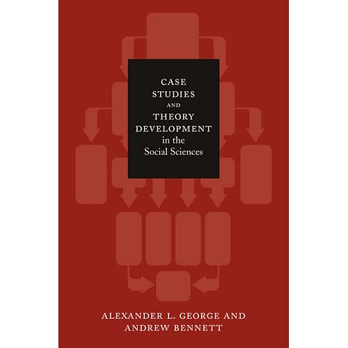 case studies and theory development in the social sciences Recognised as a tool in many social science studies, the role of case study method in research becomes more prominent when issues with regard to in some case studies the social-interaction theory.