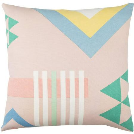 - Elle Decor Lina Cotton Pillow Cover