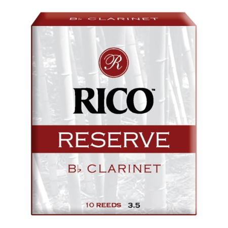 Rico Reserve Clarinet Box of 10 - 3.5