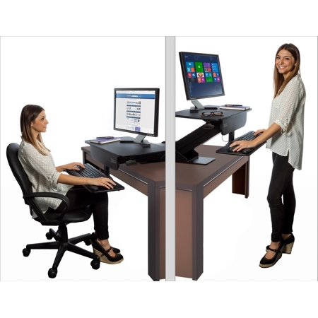 Prosumer S Choice Adjule Height Sit To Standing Desk Adapter