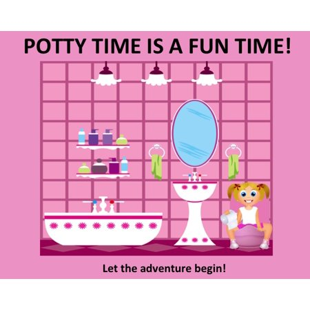ULTIMATE POTTY TRAINING SYSTEM-girl-POTTY-LONG RAINBOW CHART