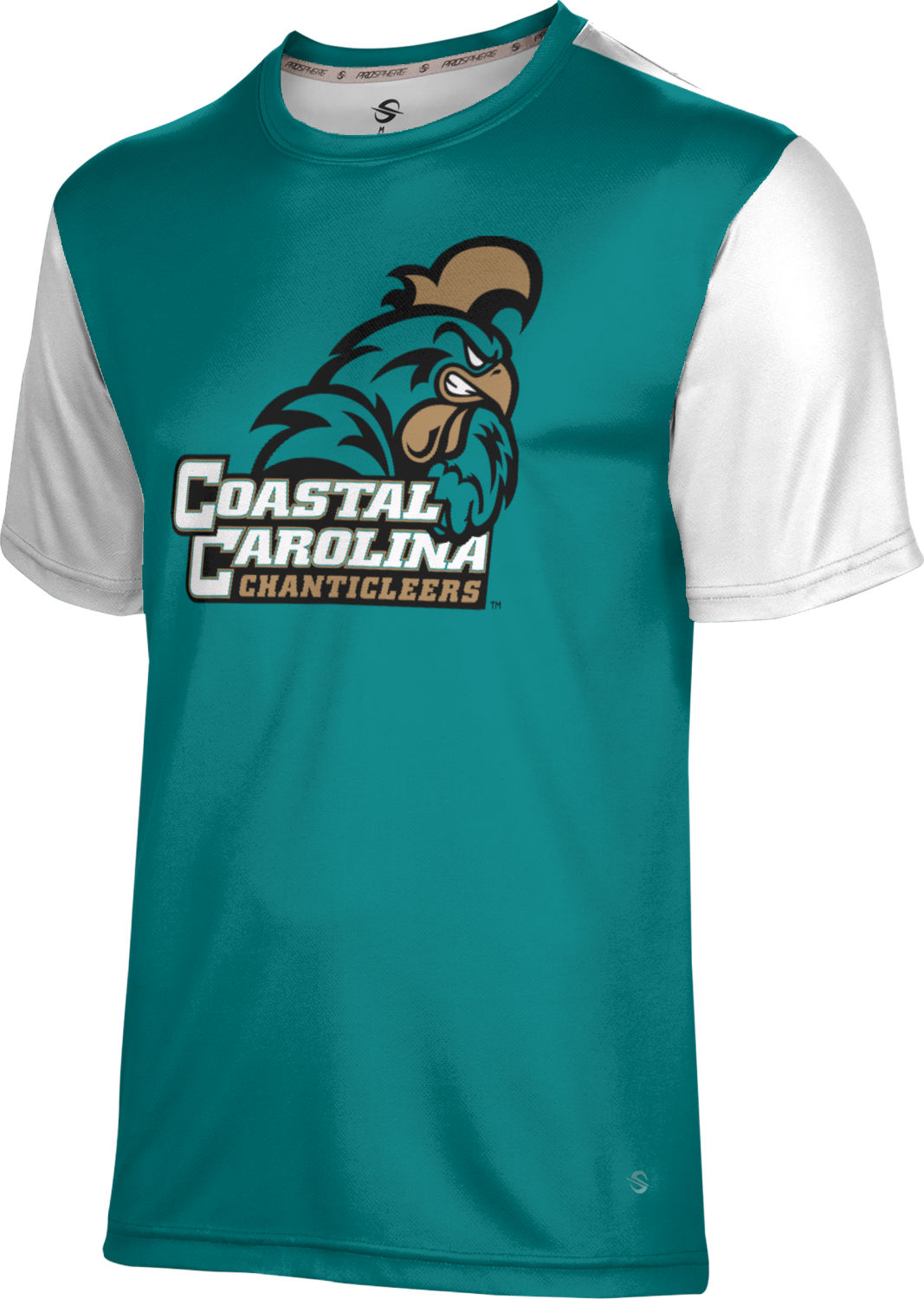 ProSphere Boys' Coastal Carolina University Secondskin Tech Tee