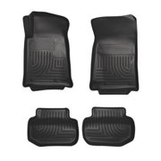 HUSKYLINER 98121 Floor Liner Black 2010-2014 Chevrolet Camaro