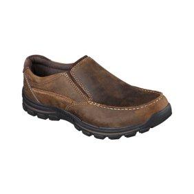 65294 Black Mark Nason Shoes Men's Memory Foam Dress Knit Slip On Comfort Loafer