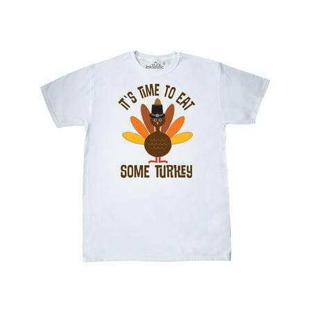 Thanksgiving Dinner Time To Eat Turkey T-Shirt