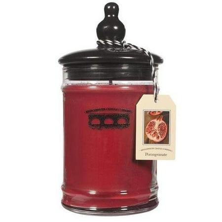 Bridgewater Candle 18 Oz  Jar   Pomegranate
