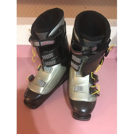 SKI BOOTS Nordica Dynamic Power Wrap Downhill Snow Ski Boots Made In (Lange Downhill Ski Boots)