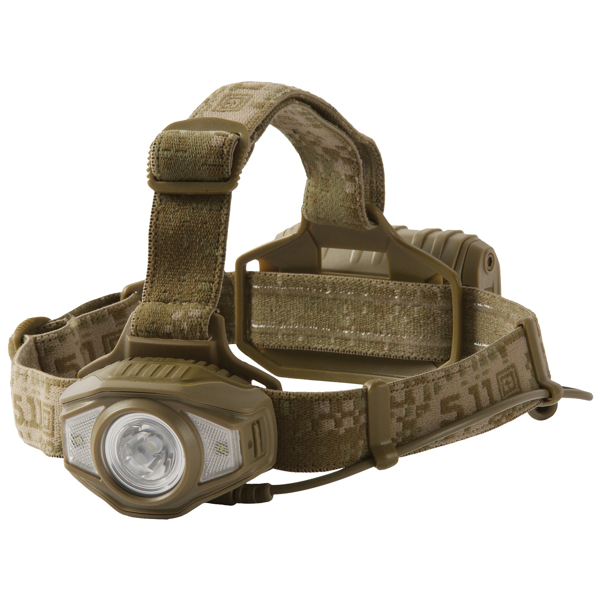 5.11 INC Tactical 5.11 Unisex Adult S+R H3 Headlamp