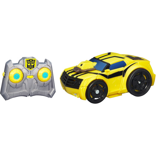 Transformers Prime Remote-Controlled Bumblebee Vehicle